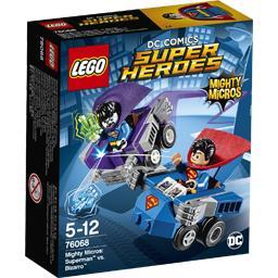 DC Comics Super Heroes - Mighty Micros Superman VS B...