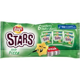 Stars - Chips goût pizza