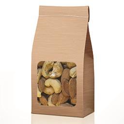 Amandes et noix de cajou au thym BIO en VRAC