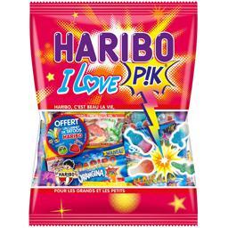 Assortiment de bonbons I Love Pik