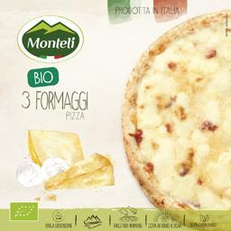Pizza 3 Formaggi BIO