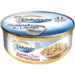 Salade au thon piémontaise