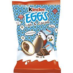 Eggs lait & cacao