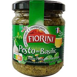 Pesto au basilic