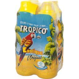 Boisson exotique Tropico