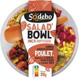 Sodeb'O Salad' Bowl Inca