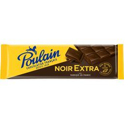 Poulain Tablette chocolat noir extra
