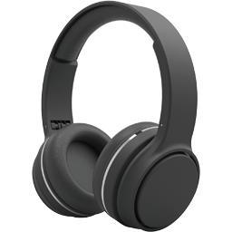 Casque audio sans fil Bluetooth noir
