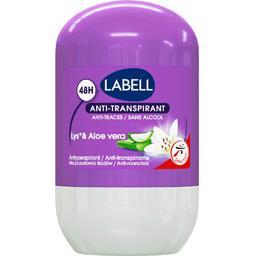 Anti-transpirant 48 h anti-traces lys & aloe vera