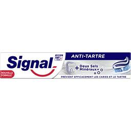 Dentifrice anti tartre