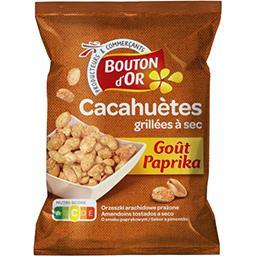 Cacahuètes grillées à sec goût paprika