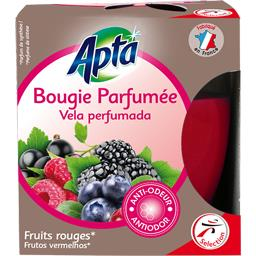 Aroma Bougie parfumée fruits rouges
