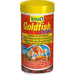 Aliment complet flocons Goldfish Colour pour poissons rouges