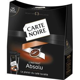 Café soluble Millicano aux grains de café finement m...