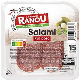 Salami pur porc