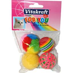 Vitakraft Balles assorties 4 cm