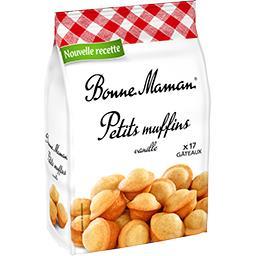 Les Petits Muffins - Petits muffins au beurre frais