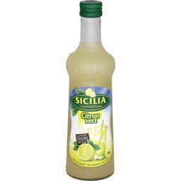 Citron vert au jus de citron