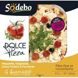 Dolce Pizza - Pizza 4 Formaggi