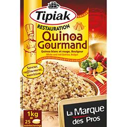 Quinoa Gourmand - Restauration