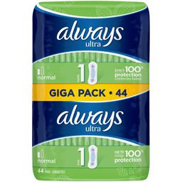 Always Ultra - normal - t1 - serviettes hygiéniques