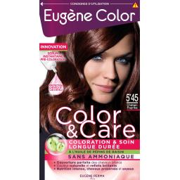 Color & Care - Coloration châtain paprika 5.45
