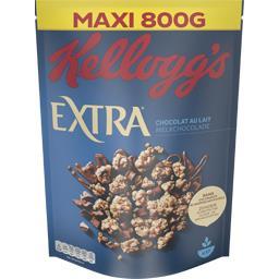 Kellogg's Extra - Céréales pépites chocolat au lait