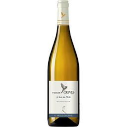 Vin de Pays Côtes de Gascogne Le Merle Original, vin blanc