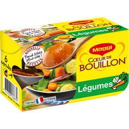 Cœur de Bouillon - Bouillon légumes