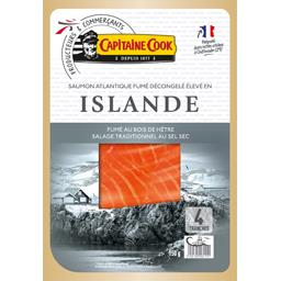 Saumon fumé Islande