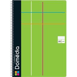 Cahier 21x29,7cm 5x5 reliure intégrale