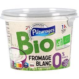 Fromage blanc 0% BIO