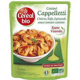 Cappelletti tofu & épinards BIO