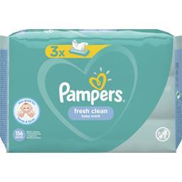 Pampers Lingettes fresh clean bébé