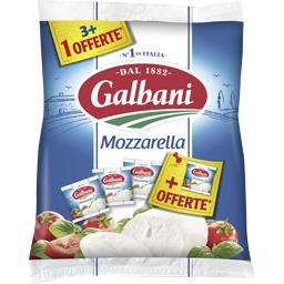 Galbani Tris mozzarella