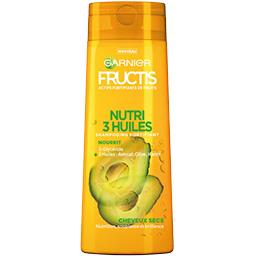 Shampooing Nutri 3 Huiles cheveux secs