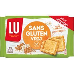 Sans Gluten VRIJ - Biscuit saveur sarrasin