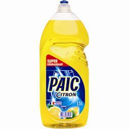 Citron - Liquide vaisselle super dégraissant