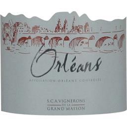 Orléans, vin rouge