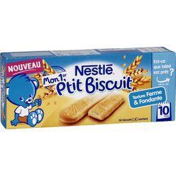 Mon 1er P'tit Biscuit, 10+ mois