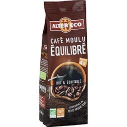 Café moulu équilibré BIO