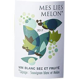 Vin de France Meslies Melon vin Blanc sec 2017