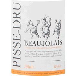 Beaujolais 2011, vin rouge