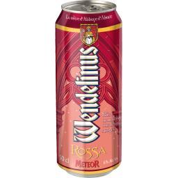 Bière aromatisée Rossa fruits rouges
