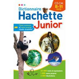 Dictionnaire hachette junior - CE-CM - 8/11 ans