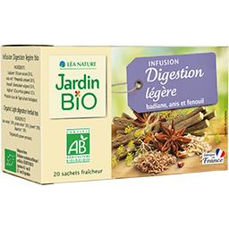 Infusion Digestion Légère badiane, anis, fenouil BIO