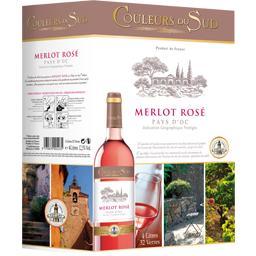 Merlot, vin rose