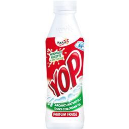 Yop à boire fraise