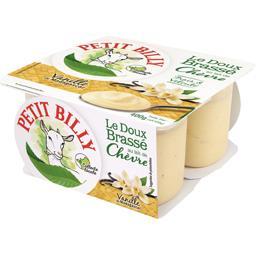 Le Doux Brassé au lait de chèvre vanille de Madagasc...