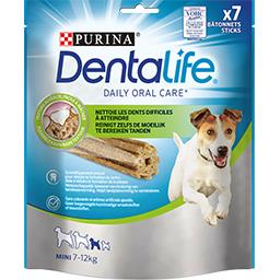 Purina One Dentalife Sticks Mini 7-12 kg pour chiens